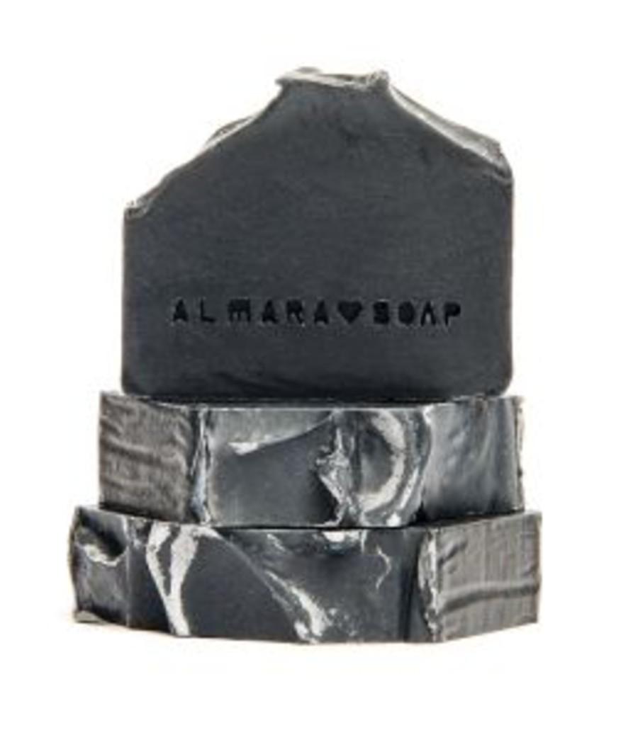 Almara Soap Black As My Soul